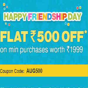 Firstcry Coupon Rs. 500 off