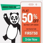 Foodpanda Coupons August 2015