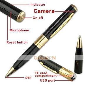 Spy Camera Pen