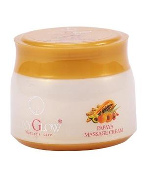 Oxyglow Papaya Massage Cream