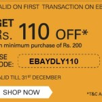 ebay 110 off ON 200 coupon