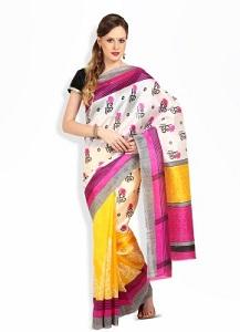 boondh sarees lowest price