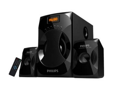 Philips Explode MMS4040F Multimedia Speaker