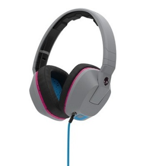 Skullcandy S6SCGY- 381 Wired HeadSet