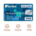 Slonkit Visa Card