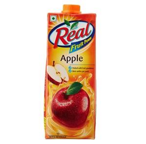 Real Fruit Power Apple Juice