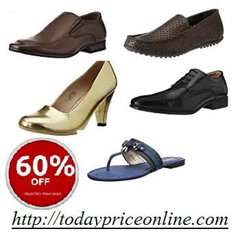 Bata Shoes 60% off
