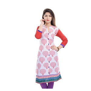 Rangeelo Rajasthan Women's Straight Kurta