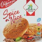 24 Mantra Organic Spice N Nice Cookies