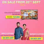 Flipkart Big Billion Day Live