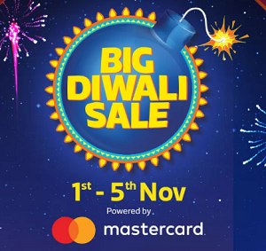 Flipkart Diwali sale 2018