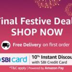 Amazon Great Indian Finale Sale