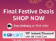 Amazon Great Indian Festival Finale Days 2020 – All Deals at One Place